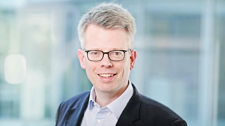 Hubertus Bardt vom Institut der deutschen Wirtschaft in Köln.