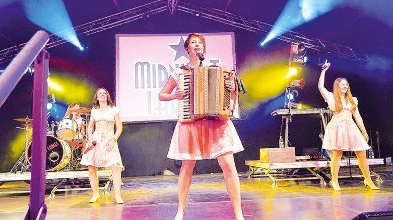 Oberkirch: Abwechslungsreiches Programm im Festzelt. Foto: Veranstalter