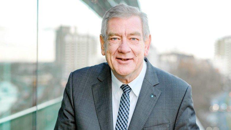 """Arndt G. Kirchhoff, Präsident des Arbeitgeberverbands Metall NRW: """"Wir sollten die Menschen nicht mit Verboten gängeln."""""""