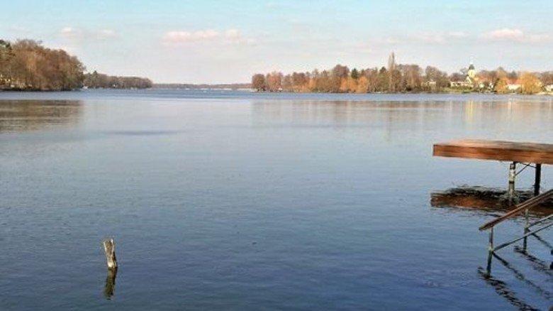 Idylle pur: Der Motzener See zieht Touristen an. Foto: Tourismusverband Dahme-Seen