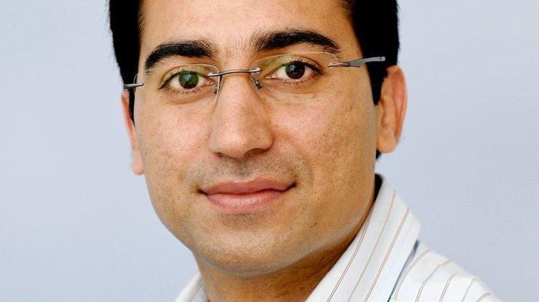 """""""Die meisten sind sehr motiviert."""" Ehsan Vallizadeh, Arbeitsmarktforscher. Foto: IAB"""