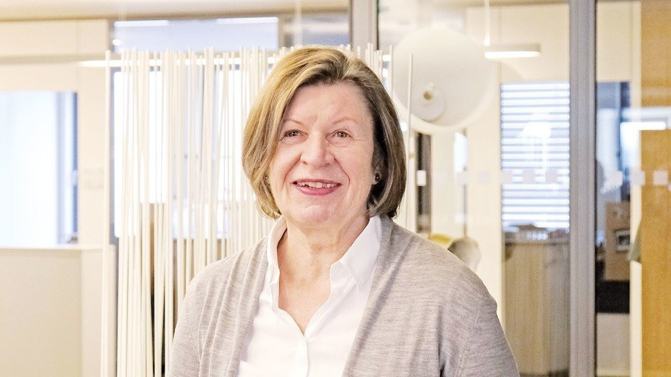 Petra Winkelmann: Projektleiterin der Internet-Plattform Rehadat.