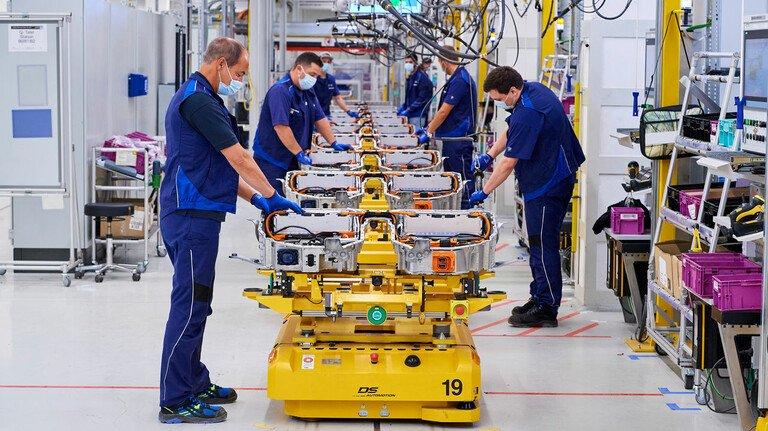 Deutsche M+E-Produkte sind weltweit weiterhin sehr gefragt.