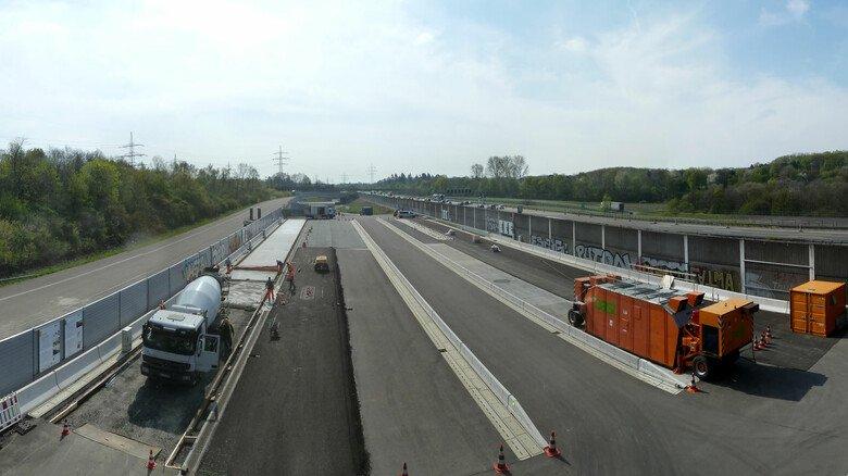 Seit 2017 in Betrieb: 13 Millionen Euro hat der Bund in das Versuchszentrum am Kölner Autobahnring reingesteckt