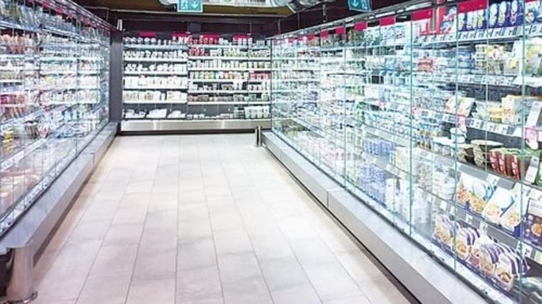 Stromsparer: Viele Supermärkte dürften bald in neue Kältetechnik investieren. Foto: Werk