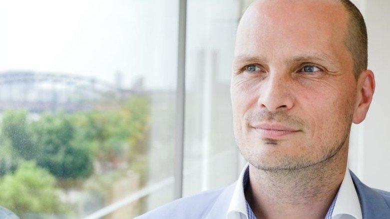 """""""Der Vorteil: Den Firmen ist es freigestellt, wie sie ein Ziel erreichen."""" Professor Dominik Enste, IW-Experte für Wirtschaftsethik. Foto: Roth"""