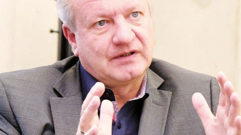 Detlef Braun: Jeder Textiler sollte eine Weiterbildung pro Jahr machen.
