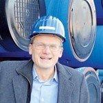 Sorgt für anspruchsvolle Rohrleitungssysteme in der ganzen Welt: Stefan Weber. Foto: Scheffler