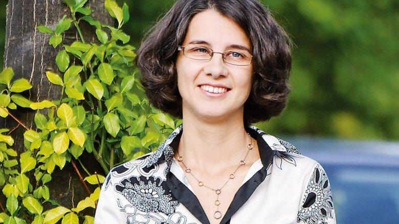 """Professorin Jessica Lang: """"Keine Mutmaßungen oder Diagnosen  anstellen, bitte!"""" Foto: Winandy"""