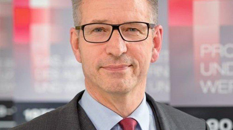 """Wir beherrschen alle Facetten."" Ulrich Balbach, Geschäftsführer. Fotos: Eppler"