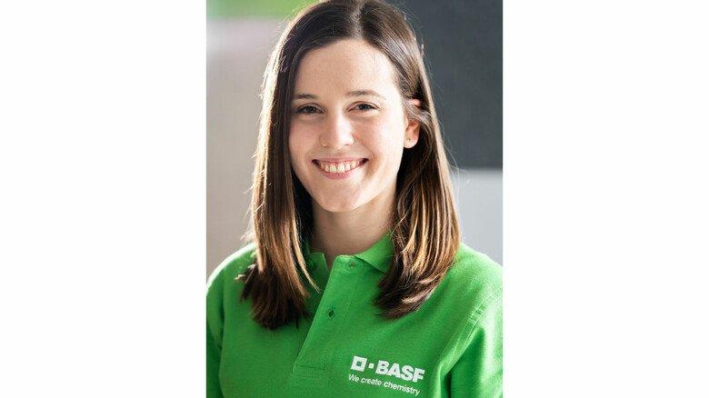 """Lisa Deutsch, Ausbildungsmarketing BASF: """"Die eigenen Fähigkeiten und Talente entdecken."""""""