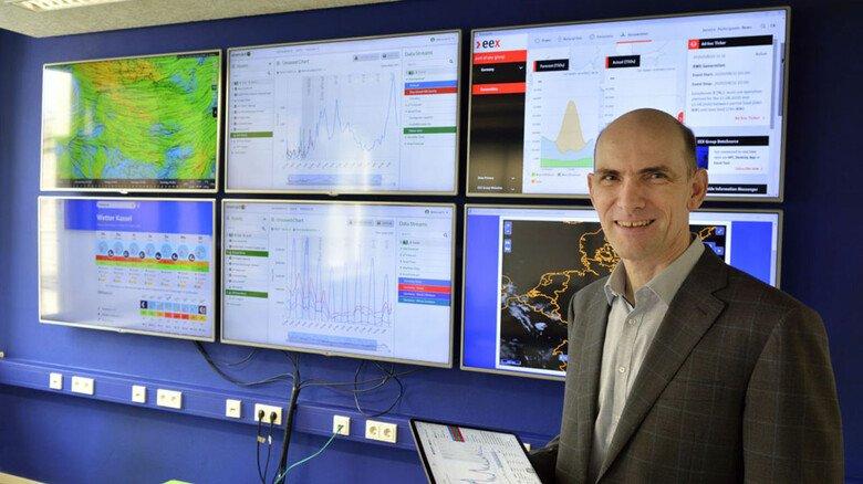 Erleichtert Energieanlagen-Betreibern die Entscheidungen: Henning Schulze-Lauen, Geschäftsführer von enercast in Kassel.