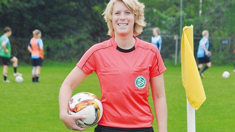 Unparteiisch: Die Schleswig-Holsteinerin gilt als erstklassige Spielleiterin. Foto: Werk