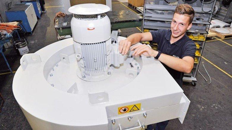 Nach Kundenwunsch: Anlagen von Keller Lufttechnik werden speziell angepasst. Foto: Mierendorf