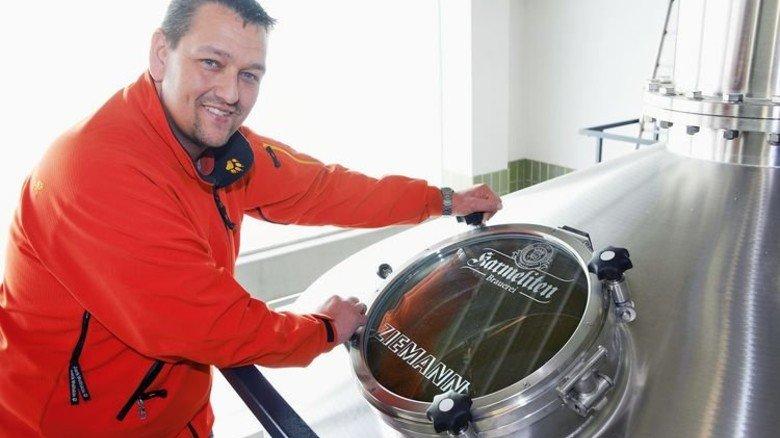 Brauereien: 10 Prozent minus beim Strom, 40 Prozent bei der Wärmeenergie: Der Braumeister dieser Anlage in Straubing freut sich. Gebaut hat's Ziemann Holvrieka aus Ludwigsburg. Foto: Werk