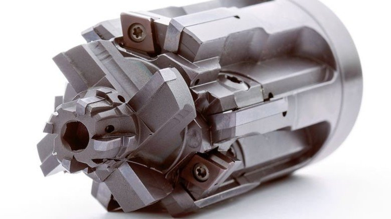 Innovativ: Heiter fertigt bei Mapal Spezialwerkzeuge wie dieses. Foto: Werk
