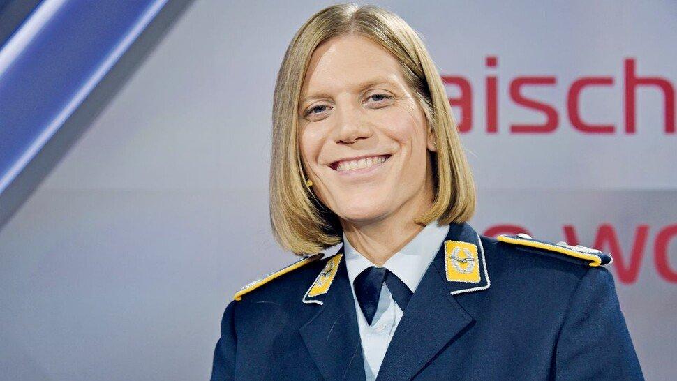 """Transgender-Soldatin Anastasia Biefang: """"Die Bundeswehr hat mich nicht versteckt, das wäre auch gar nicht gegangen."""""""