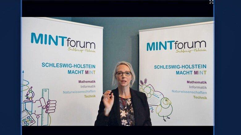 Auftakt: Sabine Petersen von der Technischen Akademie Nord freute sich über die rege Beteiligung.