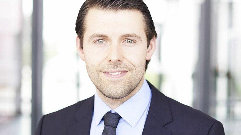 Fachmann: Florian Nagler, Serviceleiter von Grenzebach, hat die Entwicklung von App und digitalem Kundenservice begleitet.