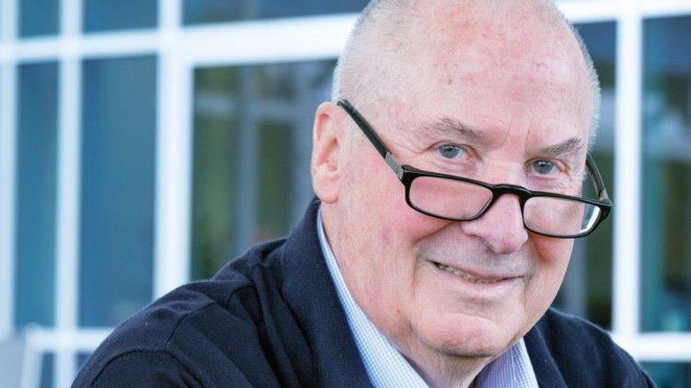 """""""Viele Unternehmen müssen jetzt hohe Investitionen stemmen."""" Horst-Werner Maier-Hunke, MAV-Vorsitzender. Foto: Roth"""