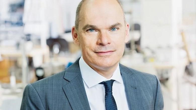 Gerd Oliver Seidensticker, Präsident des Modeverbands German Fashion. Foto: Werk