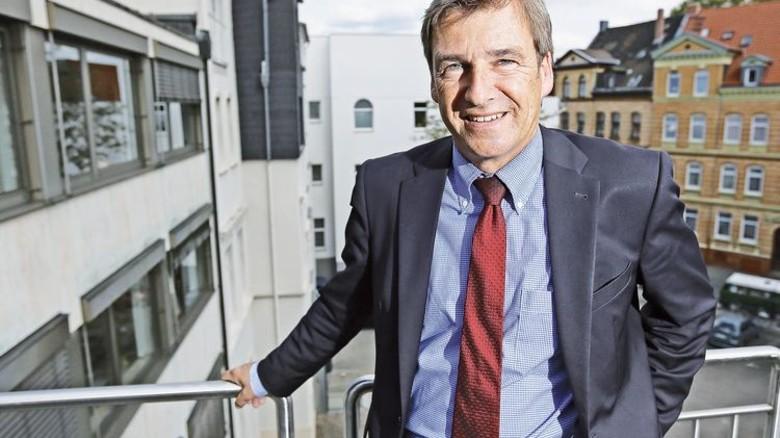 Macht sich stark für die Zuliefer-Industrie: Dr. Volker Schmidt, Hauptgeschäftsführer von Niedersachsenmetall. Foto: Verband