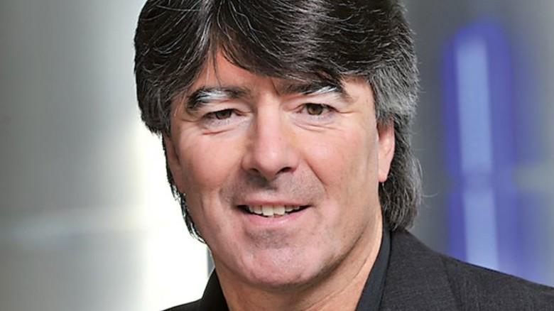 """Das Potenzial an Innovationen ist hoch."" Professor Werner Enderle, Navigations-Experte. Foto: ESA"