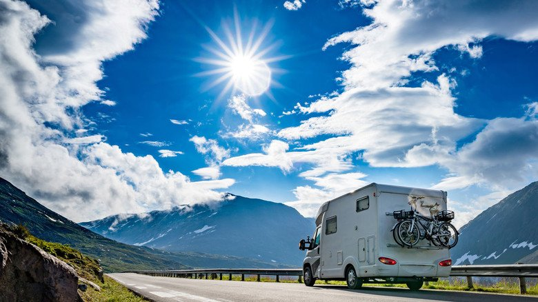 Auf Abstand reisen: Wegen der Corona-Krise ist Camping im Jahr 2020 besonders beliebt.