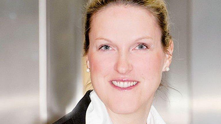"""Tanja Nackmayr, Bildungsexpertin beim Arbeitgeberverband Metall NRW: """"Schon im ersten Ausbildungsjahr gibt es bei uns  im Monat 980,56 Euro.""""  Foto: Metall NRW"""