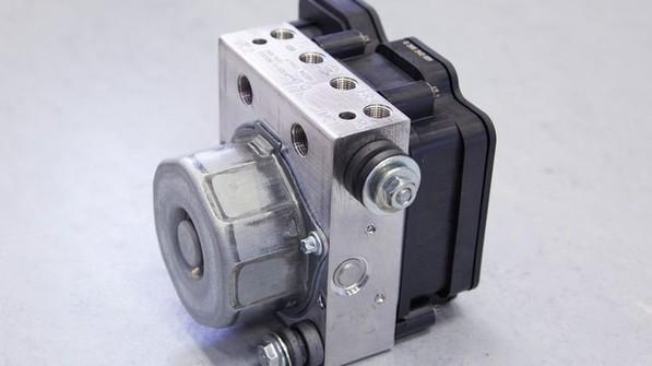 Erfindung von Bosch: Das elektronische Stabilitätssystem (ESP). Foto: EPO