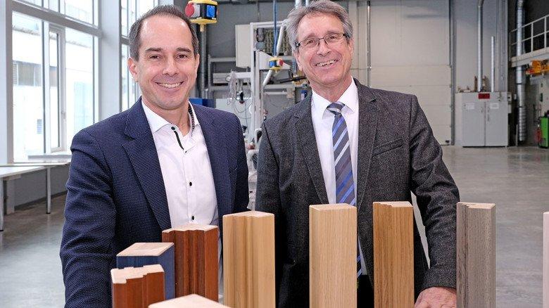 Familie: Markus (links) und Thomas Adam sind Eigner und Geschäftsführer.