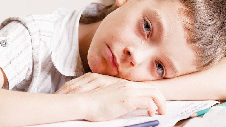 Lustlos: Viele Kinder würden aufs Lernen gerne verzichten. Foto: Fotolia