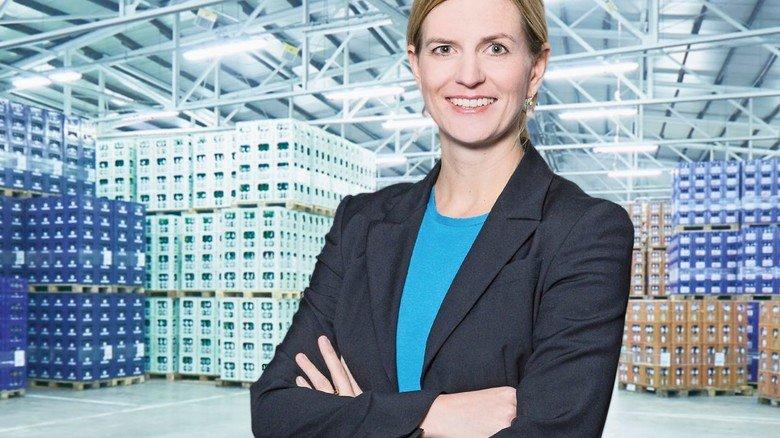 Familienbande: Frauke Helf zählt zur achten Generation der Rhodius-Familie.