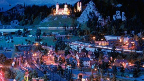 Foto: Miniaturwunderland