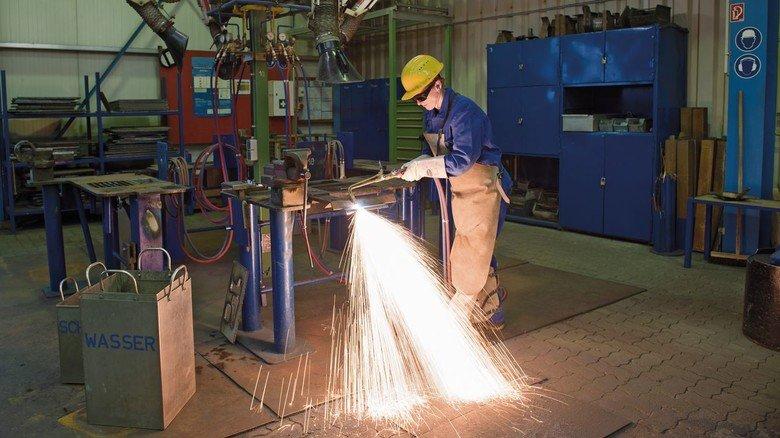 Lehrbetrieb: Rund 50 junge Menschen erlernen derzeit einen Beruf auf der Werft.