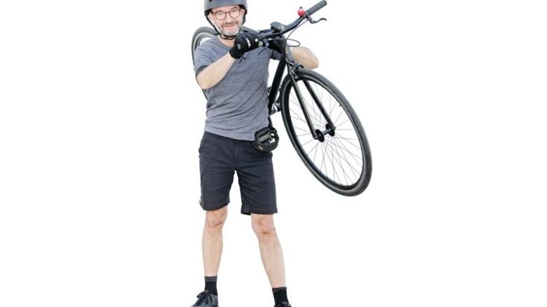 ebm-papst: Zudem können Mitarbeiter über die Firma ein Fahrrad leasen und so auf dem Weg zur Arbeit sportlich in die Pedale treten. Foto: Werk