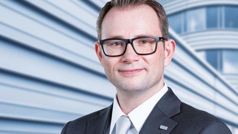 """Jan Oellers, Mitglied der Geschäftsführung: """"Unsere Ventilatoren trocknen zum Beispiel Gummibärchen und kühlen Schokolade."""" Foto: Werk"""