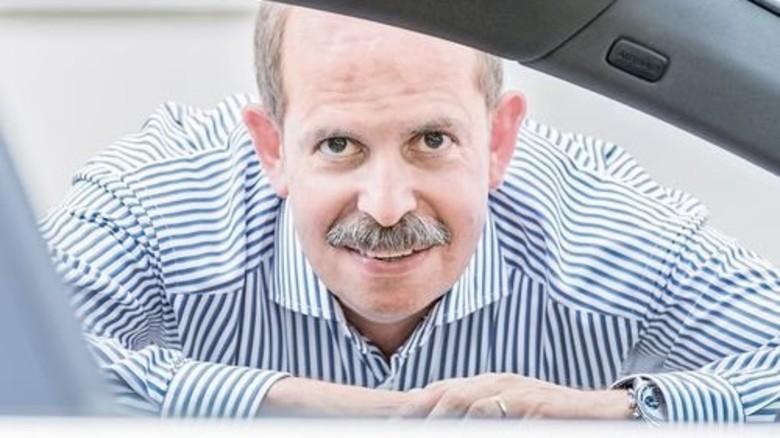 Forscher Ralf Bornefeld: Er setzt sein Wissen für noch sichereren Straßenverkehr ein. Foto: Werk