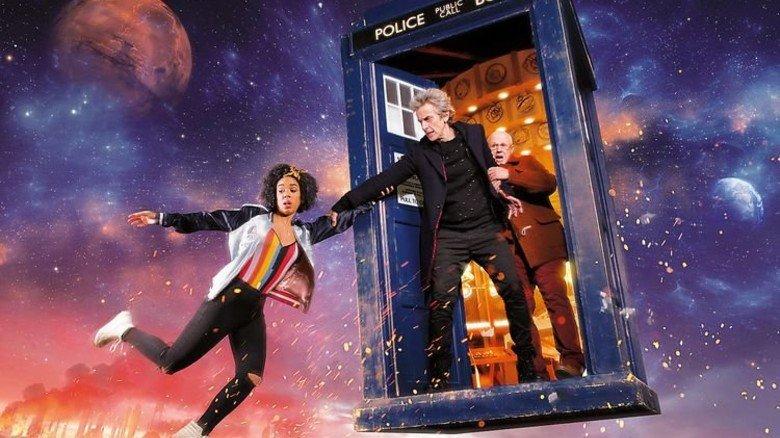 """Läuft seit 1963: Die Kult-Serie """"Doctor Who"""". Foto: BBC"""
