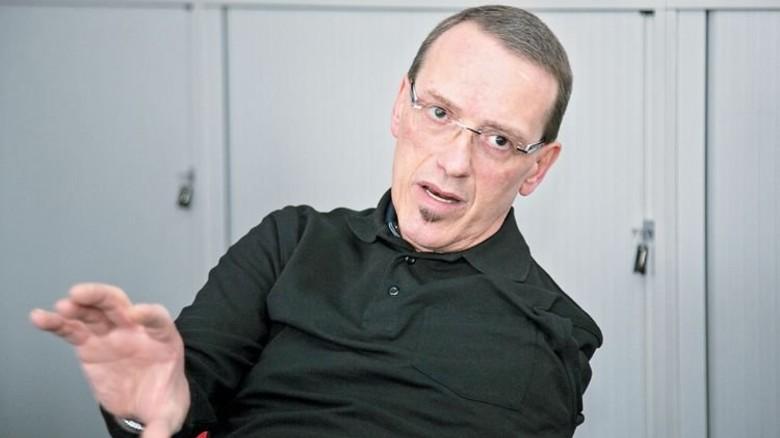 Engagiert: Der 53-Jährige will die Inklusion voranbringen. Foto: Mierendorf