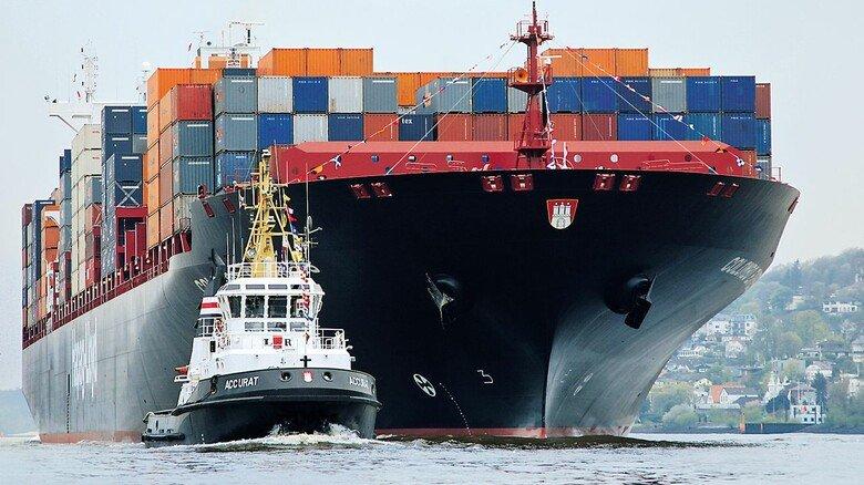 Globaler Frachtverkehr: Die großen Schiffe, die auf den Meeren unterwegs sind, transportieren in ihren Ballastwassertanks zahlreiche tierische und pflanzliche Organismen.