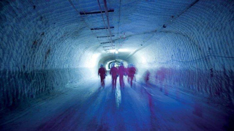Gorleben: Der Salzstock wurde als mögliches Endlager erkundet. Foto: Roth