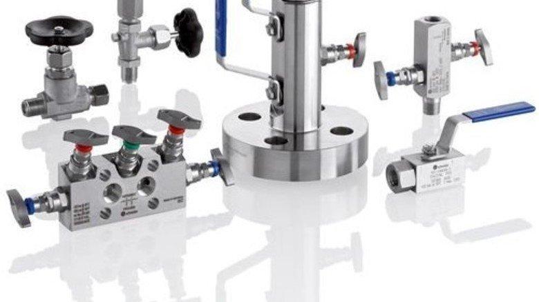Armaturen für die Industrie: AS-Schneider ist einer der Weltmarktführer. Foto: Werk
