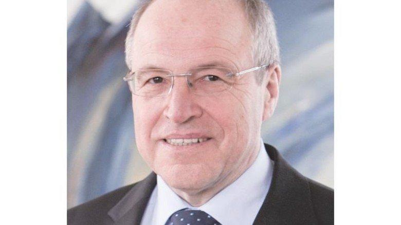 Alfred Gaffal, Präsident der Vereinigung der Bayerischen Wirtschaft. Foto: vbw