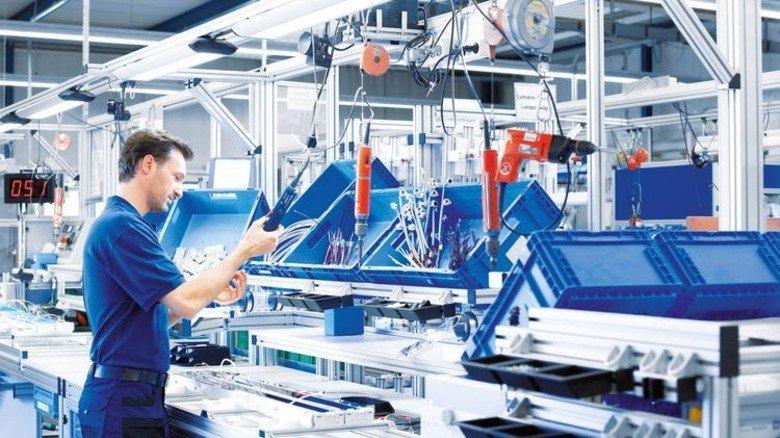 Im Job: Intelligentes Licht hilft gegen Müdigkeit. Foto: Osram