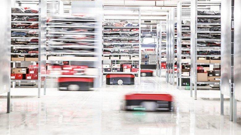 Wendig: Rund 30 Fahrzeuge umfasst eine typische Flotte. Foto: Werk