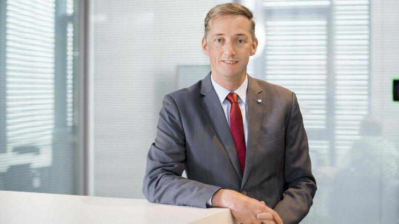 Will mit nutzbringenden Innovationen die Nase vorn haben: Martin Eying, Geschäftsführer Vertrieb und Marketing.