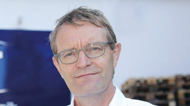 Seine Firma muss sich mit Teillieferungen abfinden: Sven Vogt, Präsident des Arbeitgeberverbands ADK und Chef von KKT.