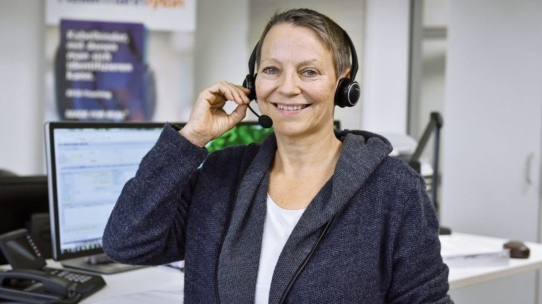 Lange dabei: Petra Frühling arbeitet seit 40 Jahren bei HellermannTyton. Foto: Christian Augustin