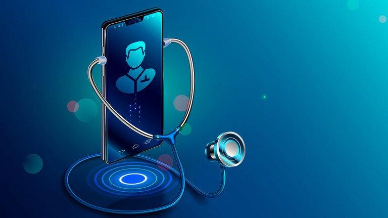 Der Arzt in der App: Die Digitalen Gesundheitsanwendungen kann man auf Rezept kostenfrei bekommen.